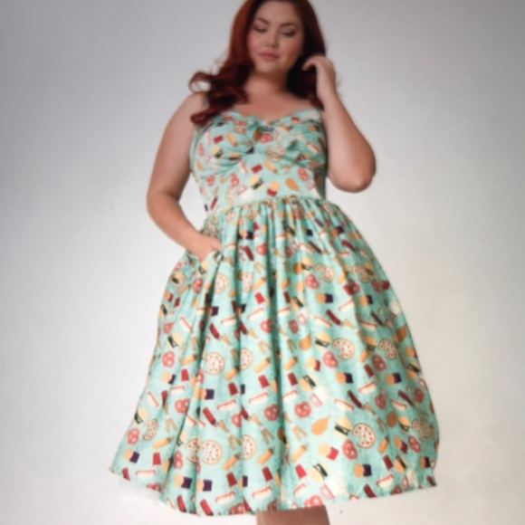 7aa52ab1b35 Unique Vintage X large 1950s swing dress. M 5bd5467ffe515162820c5c53